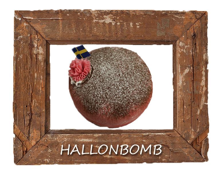 Hallonbomb