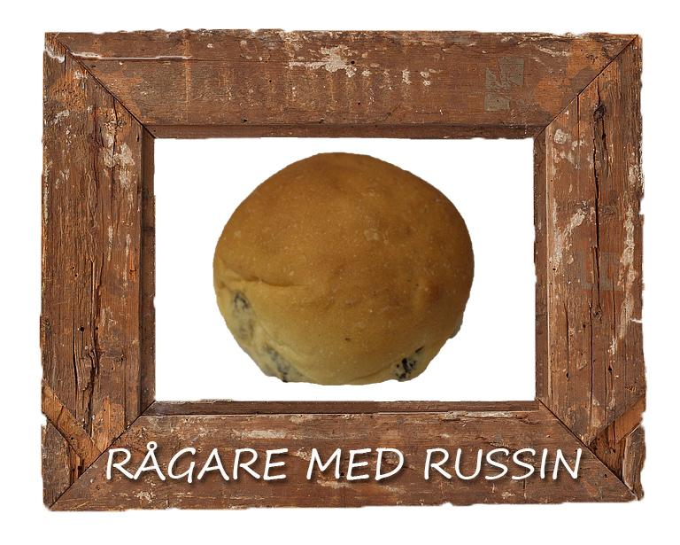 Rågare med russin